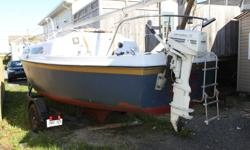 1985 MacGregor hardtop convertible 27 ft.Sailboat,comes with rebuilt 7.5 hp motor,and Trailer,,As head,,kitchen,,coleman stove,,sleeps 4,,as 2 front sails,,1 rear sail,,fully repaint within last few yrs,,As a ,Steel Drop Keel,so can be easily launched