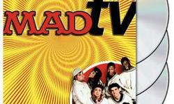 MADtv - The Complete First Season DVD