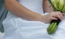 Selling a white Maggie Sottero wedding dress, size 8.  Paid $1500 originally.
