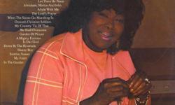 Five albums: The Great Mahalia Jackson...Columbia...KG 31379 (double album) The Best Of Mahalia Jackson...Columbia...CSPS2-1094 (double album) 20 Greatest Hits...Pentagon U/50041 (German Import) Mahalia Jackson Sings...Brigade...P-1303 The World's