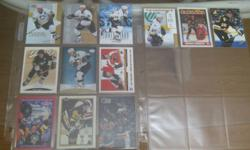 Lot of 30 Cards of Mario Lemieux in mint condition!! $20