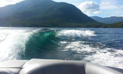 Hard to have a Ski Boat that Does all 3 Types of Water Sports - The X -10 does all three ! , Wake Boarding , Surfing and Slalom Skiing, now you can satisfy all water skiing members of the Family and Friends, with Slalom skiing making a come back this is a