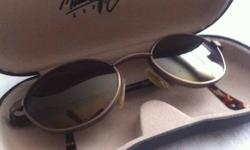 Very good condition Polarized Tortoise shell arms