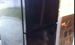 Black maytag fridge, great condition, clean, 18', glass shelves. Looks like brand new. Call or email This ad was posted with the Kijiji Classifieds app.