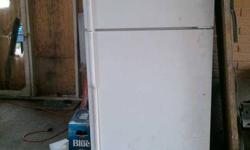 Maytag Plus Refrigerator for sale. $150.00 OBO. Purchased from Sears. In good working order. Cash and carry