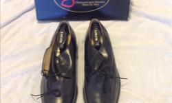 Size 10 1/2 5E width Excellent all leather shoes with one pair never worn (brand new!); others have minimal wear. Lot sale only. Open to reasonable offers. Open to reasonable offers.
