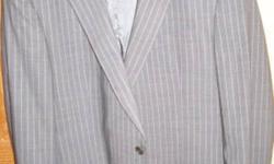 "Like new condition Men's jackets & Blazers Coppley Blazer, 44, $60 4-You leather jacket, large but fits XL, $60 Hugo Boss blazer, ""Einstein/Sigma"", 44R, $80 Hugo Boss ""Carben"" winter jacket, XL, $120"
