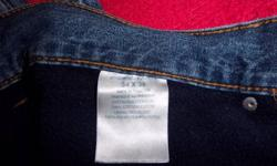 men's WINDRIVER brand fleece lined jeans , for those cold winter days. i wish they fit me!  never worn like new! 34x36 perfect condition 25$ south Barrie area