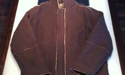 Blend XL wool jacket -Asking $40 Bonfire XL beige jacket -Asking $30 4Youmen XL black sweater/jacket -Asking $20 This ad was posted with the Kijiji Classifieds app.