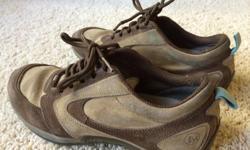 Good condition, vibram soles, women's size 7