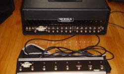I am selling my mint condition Mesa/Boogie Roadster head. I paid over $2500 for this amp and you will not find it cheaper than that in stores. Everything about it is PERFECT. It has been used for less than 20 hours and comes with everything it came with