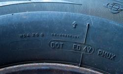 Used. Greater than 65% tread on all tires. Includes Rims bolt pattern: 5-114. Previously on Toyota Highlander. 6 Hub Caps. 4 Michelin Tire Covers and nuts. See photos. Tires always balanced. Always on own rims. Reason for sale: Replaced vehicle this past