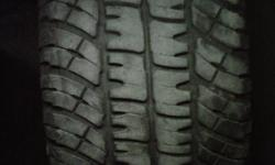 Set of 4 Michelin LTX A/T2 LT265/70R17 load range E 121/118R with approx. 90% tread left. Asking $980 OBO.