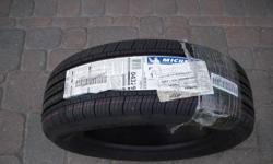 ONE ONLY BRAND NEW NEVER MOUNTED MICHELIN PRIMACY 195/65R15 MXV4 88H RADIAL TIRE MANUFACTURED 14TH WEEK IN 2011