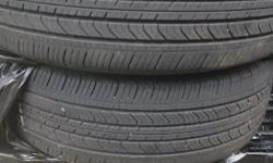 I have a set of Michelin all season tires size 195/65/r15 with 50% tread left
