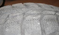 2 Michelin X-Ice tires 215/65/16. Great tires! A season or two left. $135 for both.