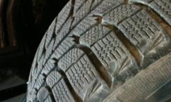 Michelin X-Ice  205/65/R15 Winter tires.  Used only one season. Retail for $160.00 each.  $300.00 for the set of four. 705-456-8248 Ask for Devan or Scott