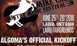 Presented by Country 104.3 and Xcite Events, this all-ages all day long event will feature numerous bands and musical talent, food vendors, a beer tent and much more! There will also be free overnight camping for everyone! This is a very special event in