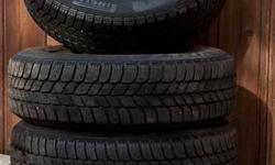 GREAT PRICE AND FIRM! Mini Cooper winter tires/on rims/with mini caps, hardly used for 2 winters. Approximately 10 thousand kilometres of use. Pirelli 175 65 R15.