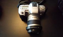 Minolta STsi Maxxum Camera with camera case. Perfect condition