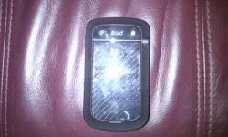 Three week old blackberry bold 9900, 10/10 condition, barely used, well taken care of, no scratches, locked with Bell but can be unlocked upon request   Comes with box, charger, usb cable, BRAND NEW holster case, leather pocket and a 4 GB memory card...