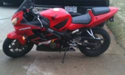 2001 Honda cbr f4i priced to sell This ad was posted with the Kijiji Classifieds app.
