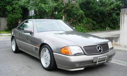 Make Mercedes-Benz Model 500SL Year 1991 Trans Automatic kms 65000 - V8 multi valve - 5000cc - cloth seats - no wear or tear - power & heated seats - power windows, mirrors, locks - air - cruise - classic woodgrain trim on console - complete w/hardtop -
