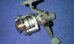 """Good day, I have 4 x Mitchell Reels, each has extra spool. Most spooled with """"McCoy Mean Green"""" Co-Polymer 17 Lb. Spare spools have Spiderwire Mono. $20.00 ea or All 4 For $60.00. Also willing to make a trade for Trout Creel."""