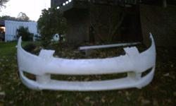 For Sale Mitsubishi Eclipse 06-12  4 pc BODY KIT has minor damage to rear cover easy fix, New never installed, special order from USA. $150 obo MUST GO. Thanks for looking.