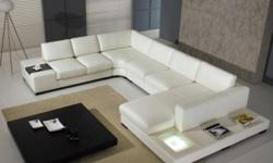 Our sofa is fully customizable. You can choose different Size and color and materials. We don't charge for standard customization job. for detail, please visit our store. We carry lots of modern designed couches. Our prices are very resonable and can be