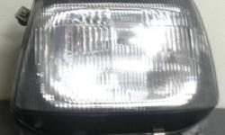Motorcycle headlamp for 1986 Kawasaki Concours used in good condition   $115.00   905 505 1630   Don't forget to check out my other ads.