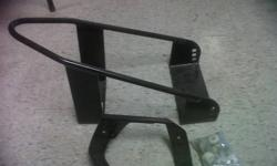 I have an eagle motorcycle stand forsale, its never been used (fresh out of the box). Its black in color, comes with all the hardware (still in the bag). I had a harley bike but sold it so i have no use for this stand, My loss is your gain. Asking $100.
