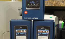 This Motorola XT860 (Milestone 3) from Bell comes brand new sealed in the box. This phone is locked but we provide you with the unlock code upon buying the phone. We can enter the unlock code for you or you can enter it yourself, it's your choice. If you