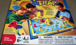 In excellent condition. Like brand new. No pieces missing.
