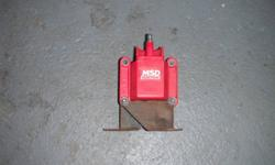 Used Msd ignition coil for Gm external coil . Askin $25. Check out my other ads .
