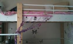 Loft bed ikea 60.00 , side table 10.00, coffee table ikea This ad was posted with the Kijiji Classifieds app.