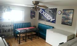 Pets No Smoking Yes Come share this clean, quiet, & massive 3 bedroom house that is only a five minute walk to St. Laurent shopping center! It's amenties include: - an approximately 16'x14' bedroom (furnished nicely) - fast whole house WiFi - Fibe tv