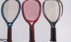 Nice Racquetball Racquets in great condition $10 each Text or Call