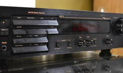 LOOKS LIKE NAKAMICHI DRAGON WORKS AND SOUNDS LIKE NEW 100% ORIGINAL, NEVER REPAIRED Clean in and out, dust-free, smoke-free ANALOG-LIKE SMOOTH AUDIOPHILE GRADE SOUND Sounds like classic Sansui AU-7500, but more refined. Serviced: o Cleaned and detailed