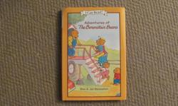 For ages 4-8 (it says). Includes 4 Berenstain Bear stories. 126 pages. New. Pet and smoke free home. You pick up - we are in Langford.
