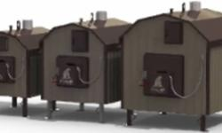Polar furnaces are made from 1/4' new North American Boilerplate Steel. They offer many innovations not found on other manufacturers furnaces. No concrete pad required!! Many models in stock. Both Updraft and Gasification units available. All models are