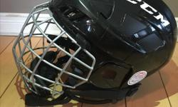 CCM Helmet - FL40 SM25 Currently on sale at SportChek for $59.99 + tax = ($67.79) Bought last year and worn once - expires June 2021. Save yourself $20!!