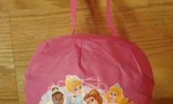 I have a New Expandable Disney Princess Candy / Jewellry / Halloween Candy Holder for sale. This is in excellent condition and would look great in your child's room or to give as a gift. Comes from a non-smoking household. Do not miss out on this