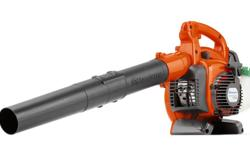 DAVE'S SNOWMOBILE REPAIR 74 MILL RD WARREN GROVE 902-566-2921 Efficient hand held blower that combines high blowing power with user friendliness. Perfect for home owners. Well balanced and easy to manouevre thanks to in-lined air out let. Comes with round