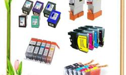 I have NEW and SEALED Ink Cartridges for sale.VERY LOW PRICES + HIGH QUALITY. You can pick it up or I can deliver it to your door (within Niagara Region) Email me or call 289-296-5624 (Jeff)   Canon Compatible Ink Cartridges BCI-3e (all colours) - $5