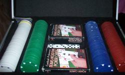 New poker set paid $100 asking $30