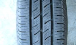 """NEW PRICE Selling 4 All Season 15"""" tires with less then 5000 kms on them.Size 195/65/15 These tires are like brand new They came off a 2011 Jetta. The reason i am selling them i bought a set of low profile tires and rims for the car.I have reduced my"""