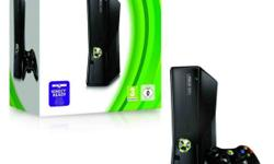 The all new XBOX 360 has everything you love about the latest XBOX 360, but with a pared down 4GB hard drive. It comes complete with built-in 802.11n WiFi connectivity, HDMI connectivity, a cool black colour and whisper-quiet operation. It's also ready