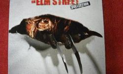 Nightmare on Elm Street Collection on Blu ray, item #I-46. Price of $22 includes all taxes. We also have more items for sale at The Bay Street Broker located on the corner of Bay and Government St.250-383-SHOP(7467).