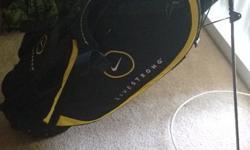 Very nice lite bag I used it twice. Asking 65$ OBO